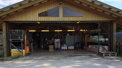 Lager - Ofenbau Koller