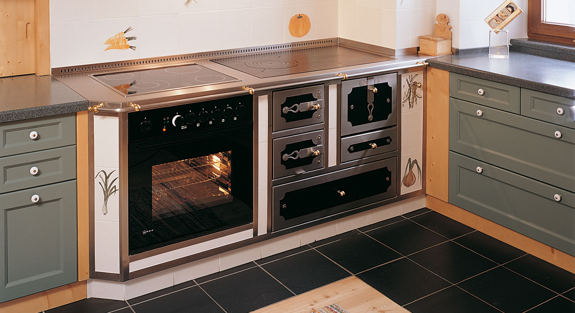 Einbauherd - Ofenbau Koller